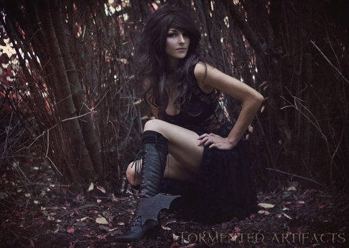 Modelling/Photography: Archaical